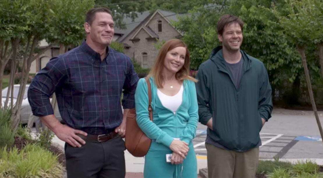 John Cena, Blockers Trailer