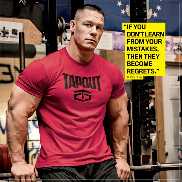 The best bodybuilding quotes of all time muscle fitness - John cena gym image ...