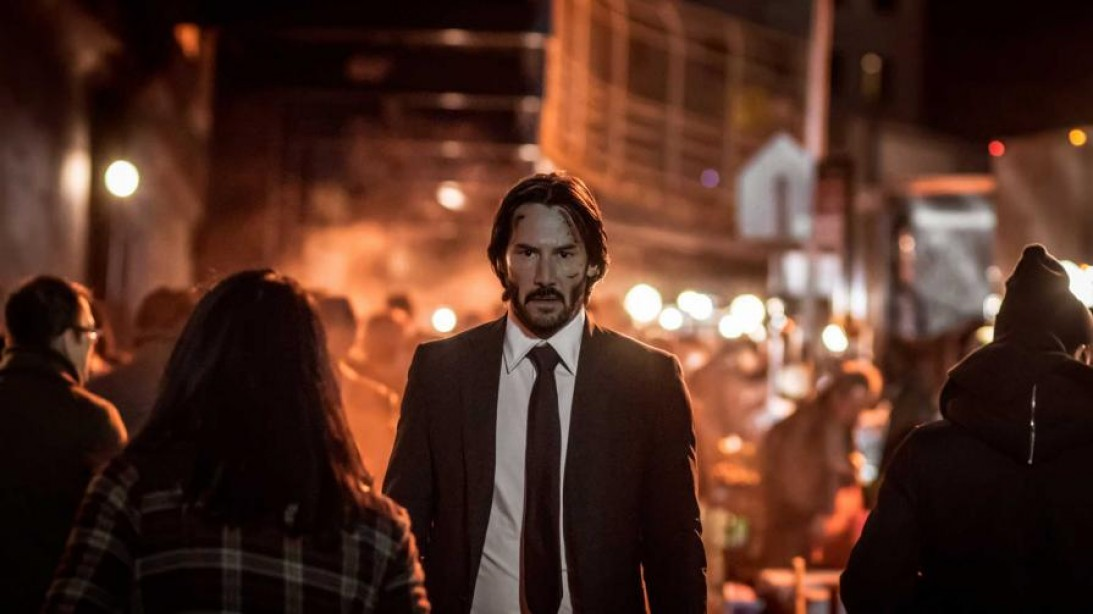 Keanu Reeves stars in 'John Wick: Chapter 2.'