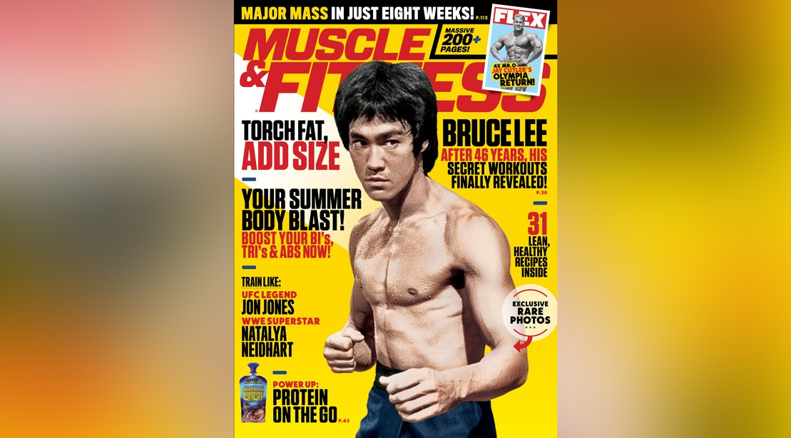 Get the July 2019 Issue of 'Muscle & Fitness' Now!