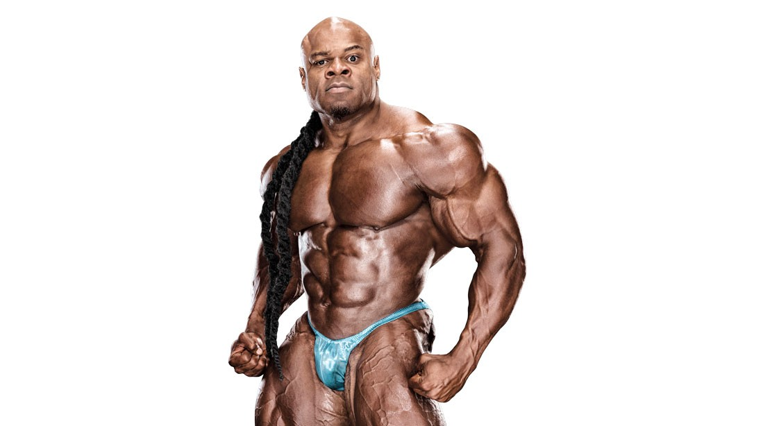 Kai Greene's Instagram Posts Will Make You Wonder if He's Planning a Comeback