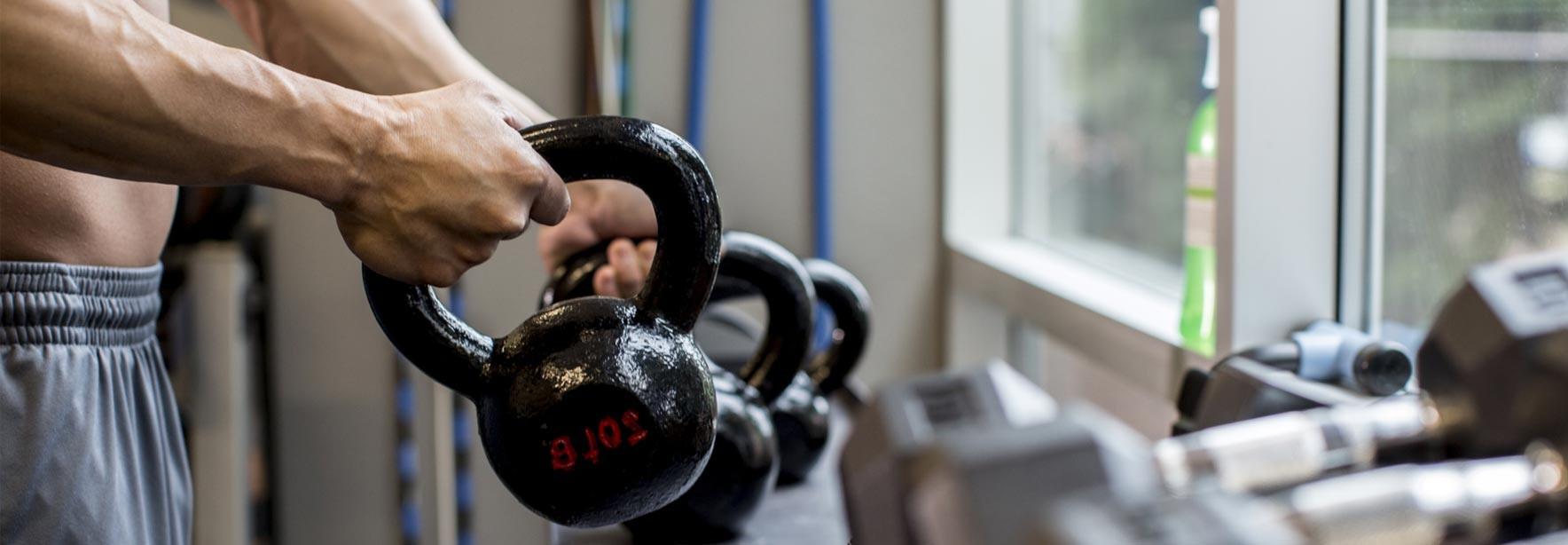 15-Minute Complex Workout: Kettlebell Hell