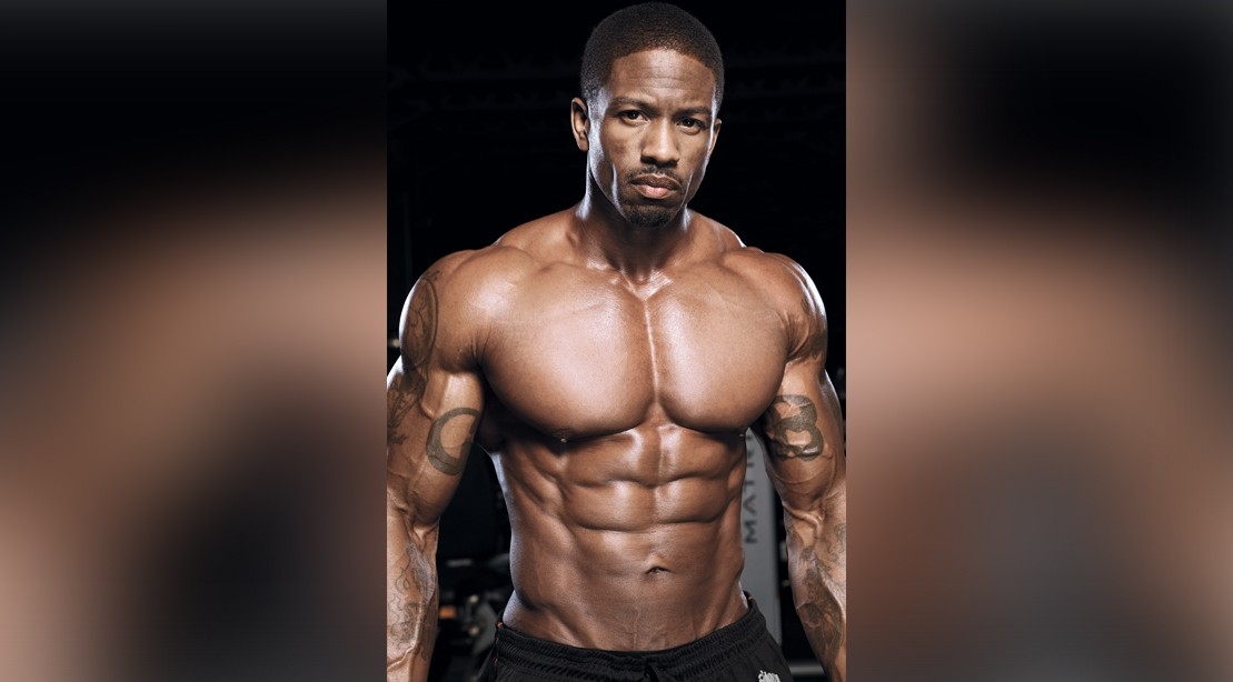 IFBB Physique Pro George Brown's Stomach Shredding Tips