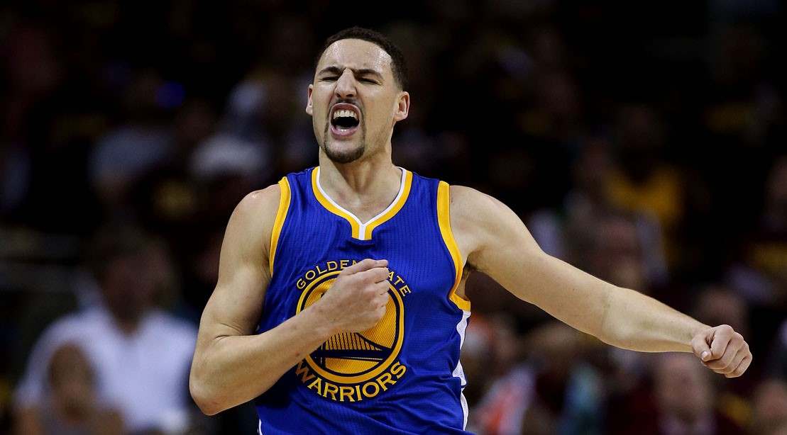 Klay Thompson - NBA Player On the Golden State Warriors