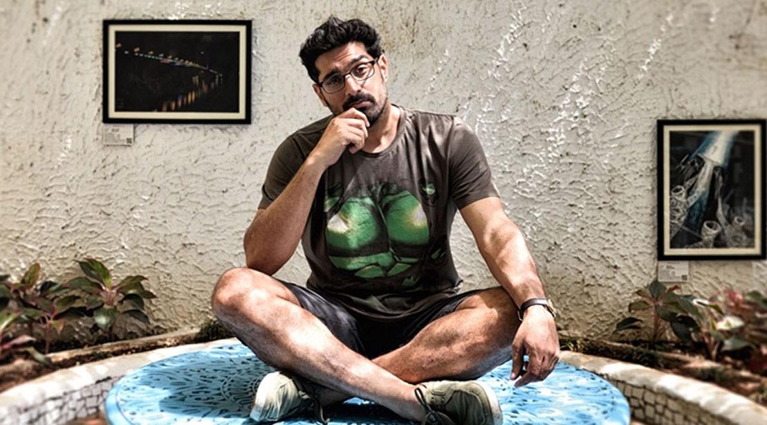 Kunal Kapoor's stunning body transformation