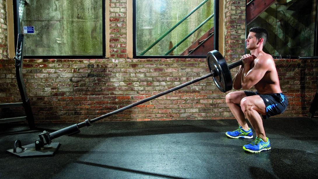 Instant Muscle: The Landmine Squat