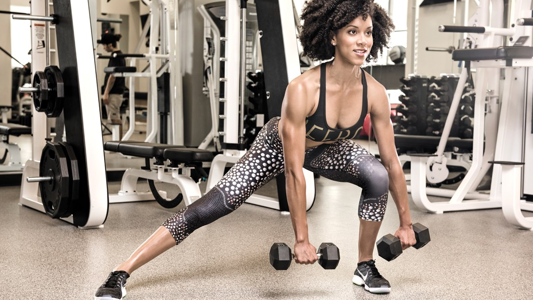 7 Exercises to Sculpt an Hourglass Figure | Muscle & Fitness