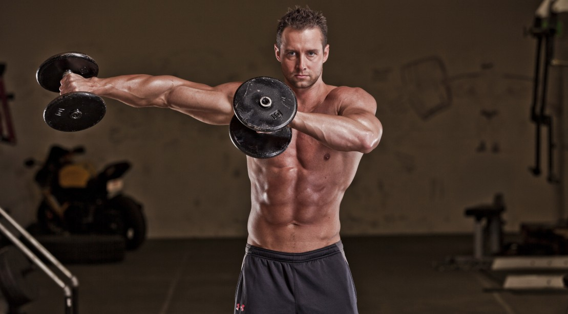 How to Do the Dumbbell Delt Archer