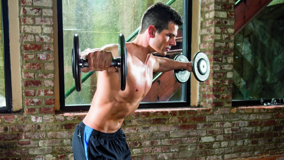 4 Moves For Bigger Traps   Muscle & Fitness