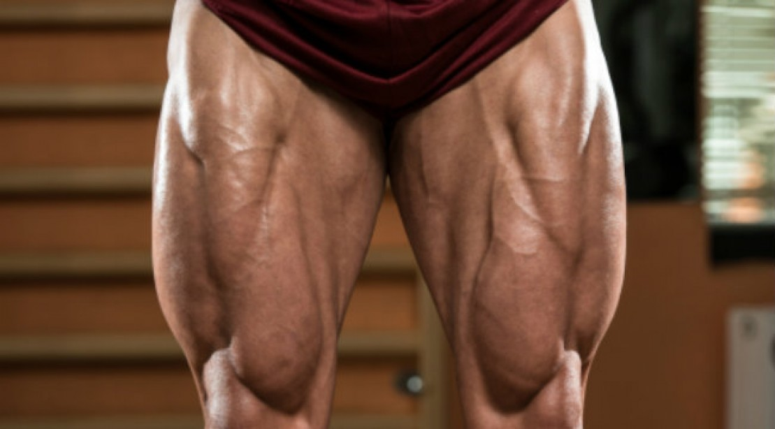 Leg Exhausting Routine for Building Bigger Wheels | Muscle & Fitness