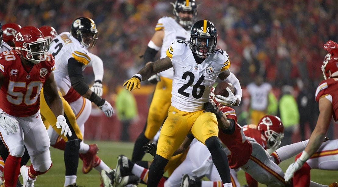 Le'Veon Bell Steelers