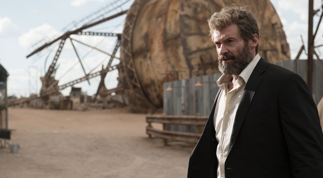 Hugh Jackman is Wolverine for his final time in Logan movie.