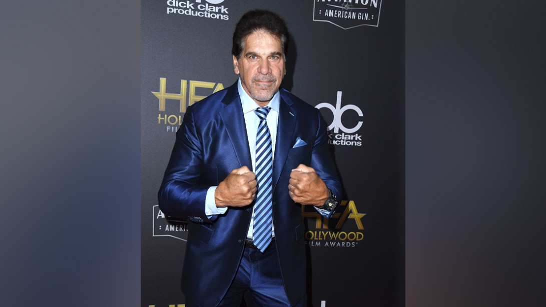 Lou Ferrigno Is Still Pumping Iron in His Latest Twitter Video