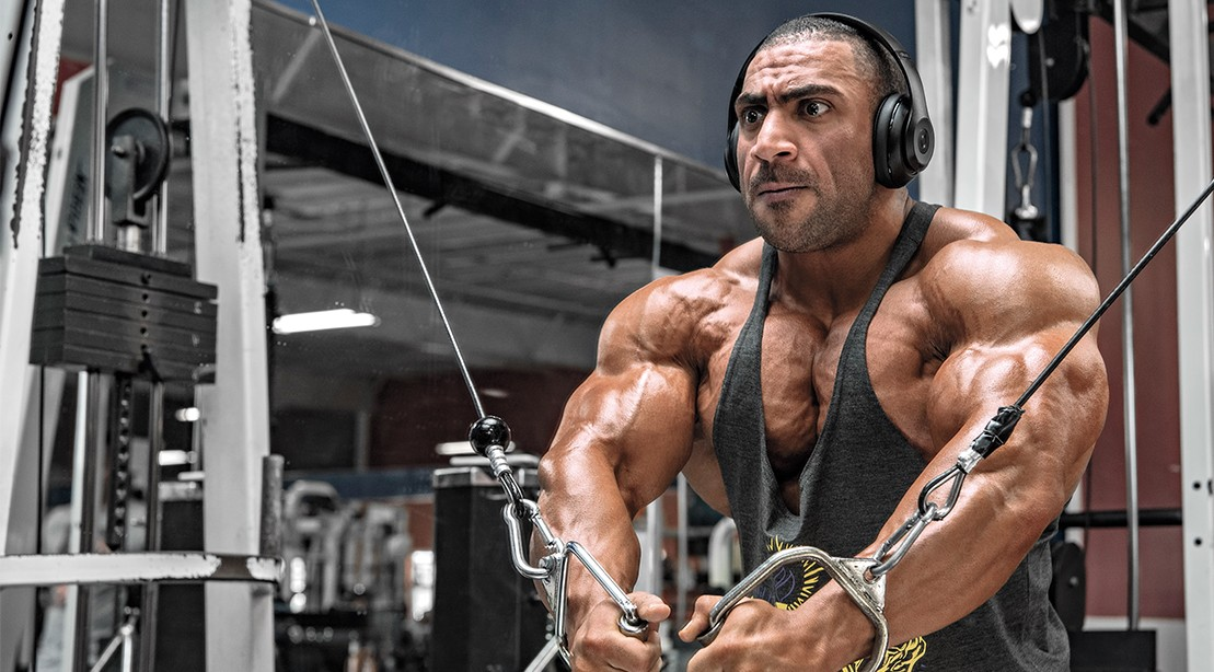 Upper Body Workout: Cable Exercises for a Bigger Back