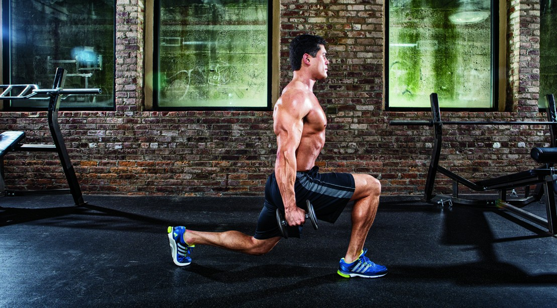 The Upgraded Get-Big Legs Workout