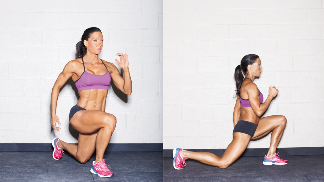 Time-Saver Workout: Simply Shred AMRAP