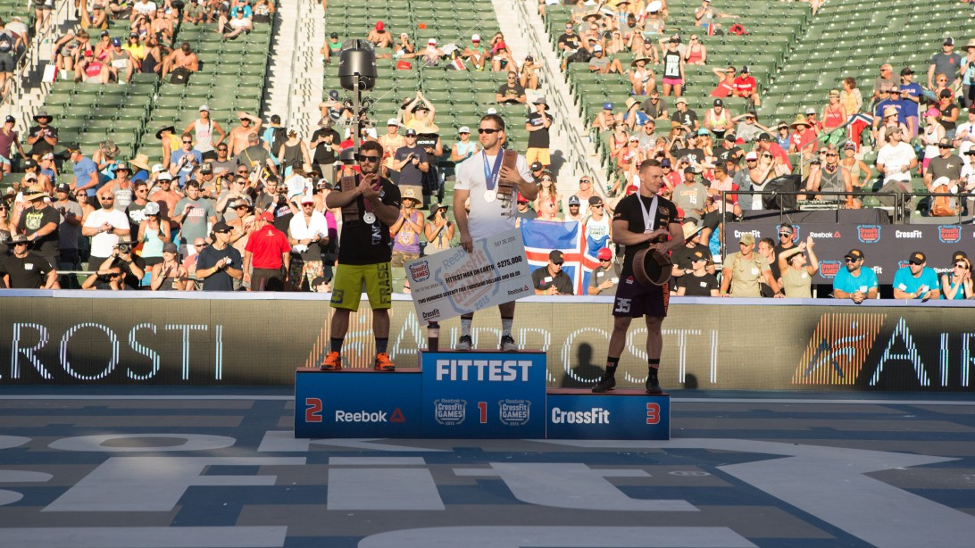 The M&F Report: The 2015 CrossFit Games