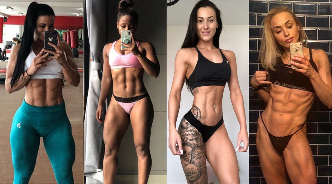 20 Women With Incredible Abs On Instagram  Muscle  Fitness-7266