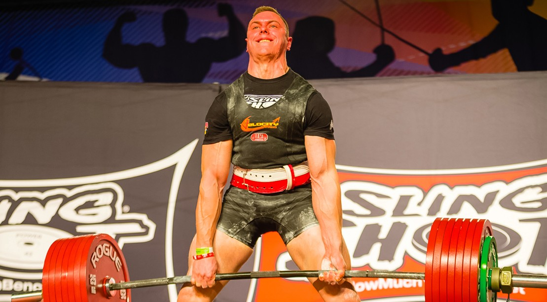 Arnold Sports Festival Showcases Powerlifting