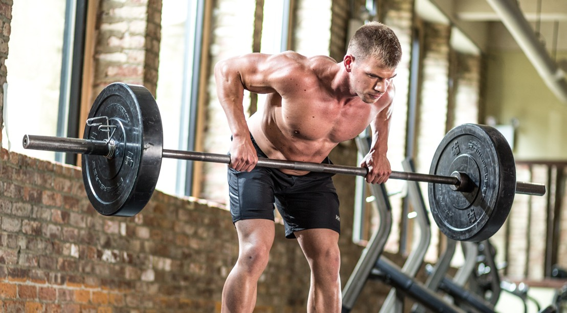 At-Home Barbell Blast