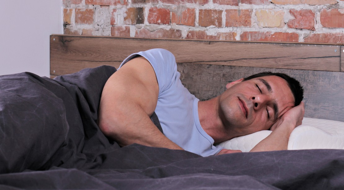 Are you getting enough muscle-building sleep? Take this quiz to find out.