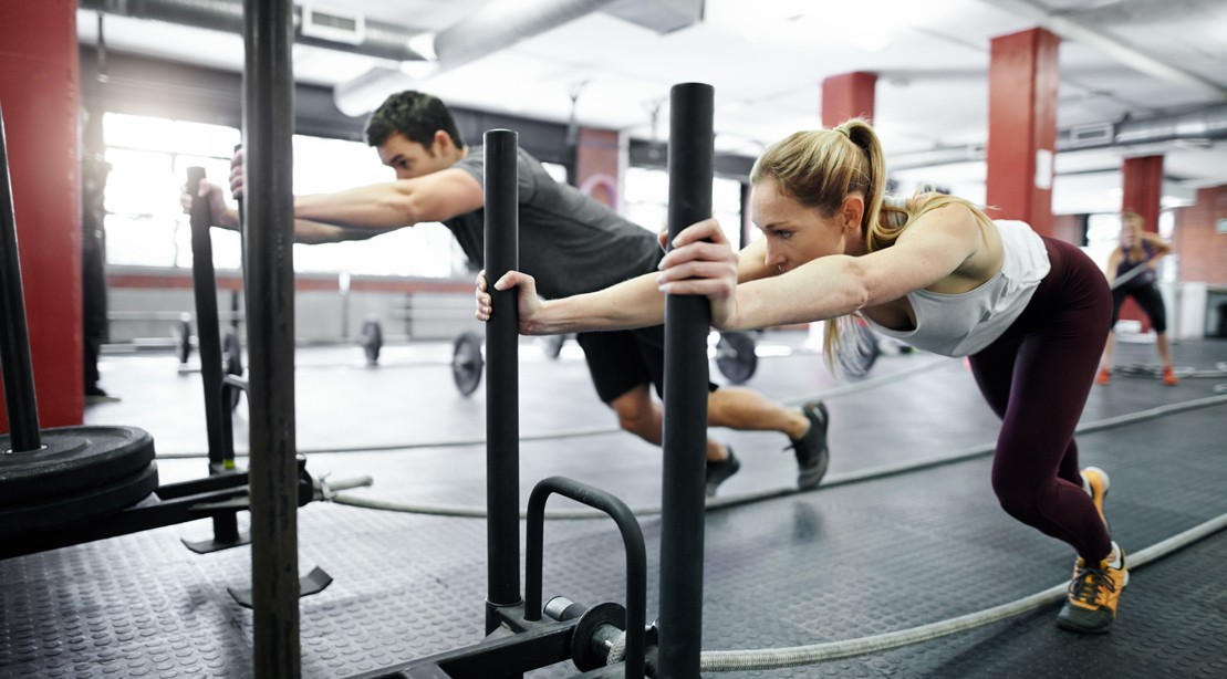 The Best Alternatives to Sled Pushes