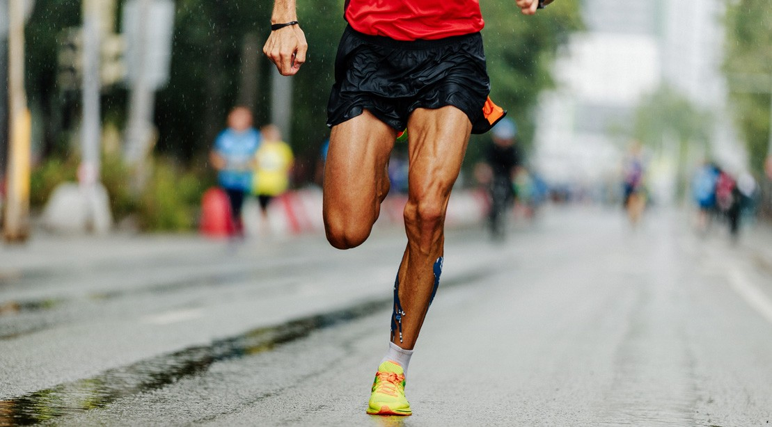 Running a Marathon Can Take Four Years Off Your Heart's Age