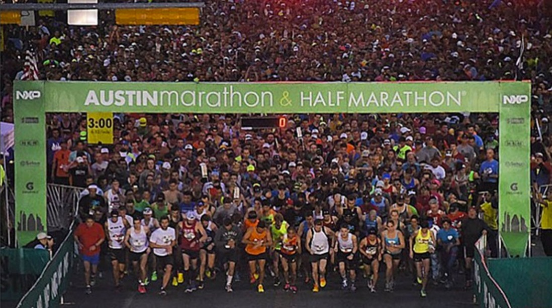 5 Fun Half Marathons to Try