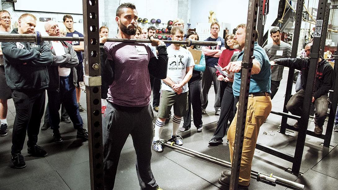 Strength 101 With Mark Rippetoe