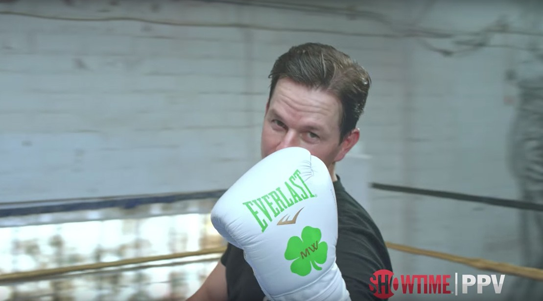 Watch: Wahlberg is Team McGregor in new May/Mac Promo With Diddy