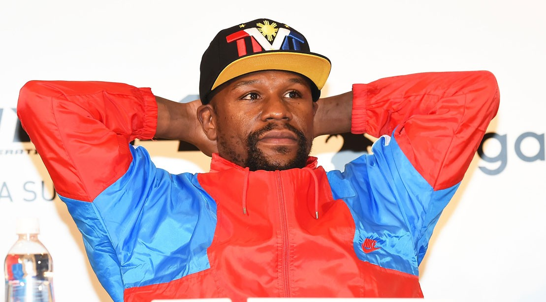 Mayweather Backs Out of New Years Eve Fight