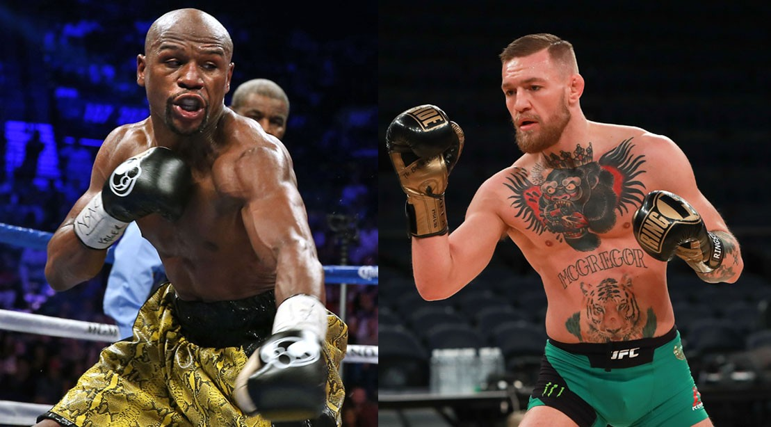 Floyd Mayweather vs Conor McGregor fight
