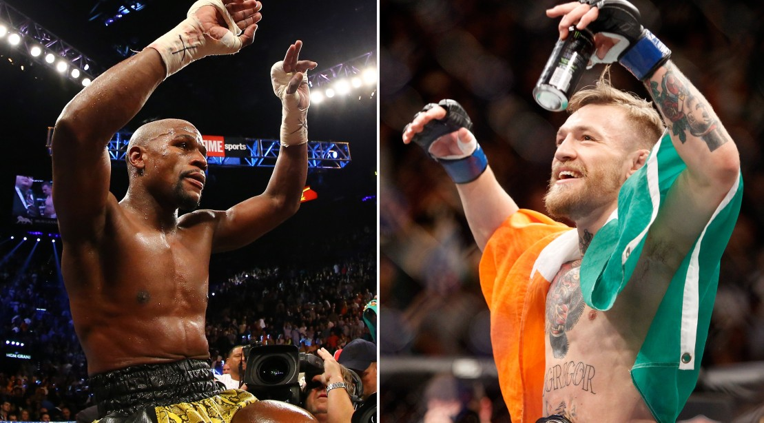 Is a Mayweather vs. McGregor Mega-Match on the Horizon?