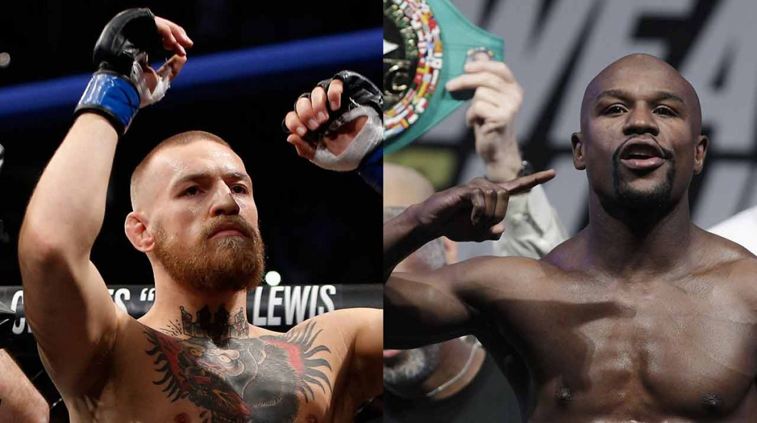 Watch: Get hyped for Conor McGregor vs. Floyd Mayweather Jr. with the official Showtime trailer