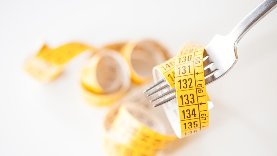 Measuring Tape With Fork