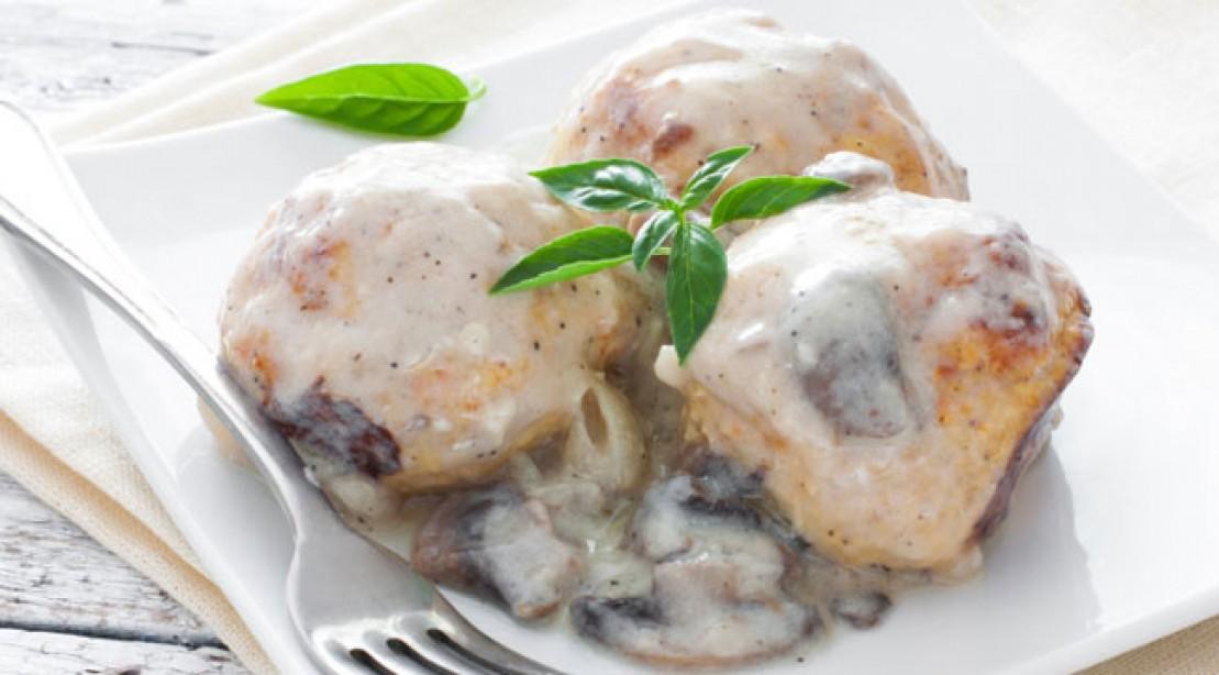 meatball recipe with parmesan cream