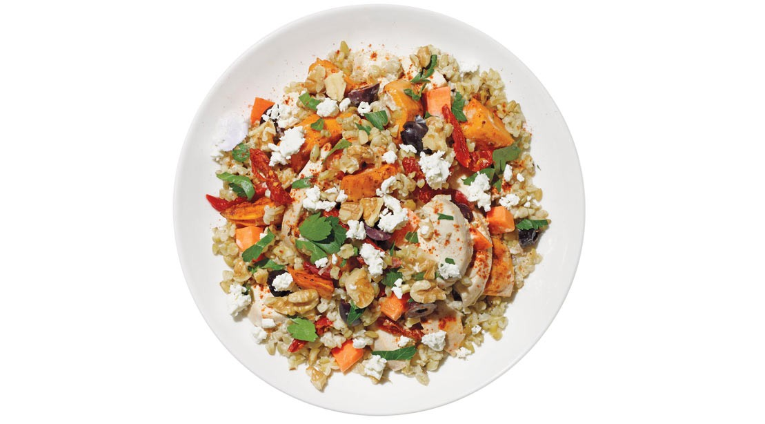 A Freekeh Good Protein-Packed Recipe
