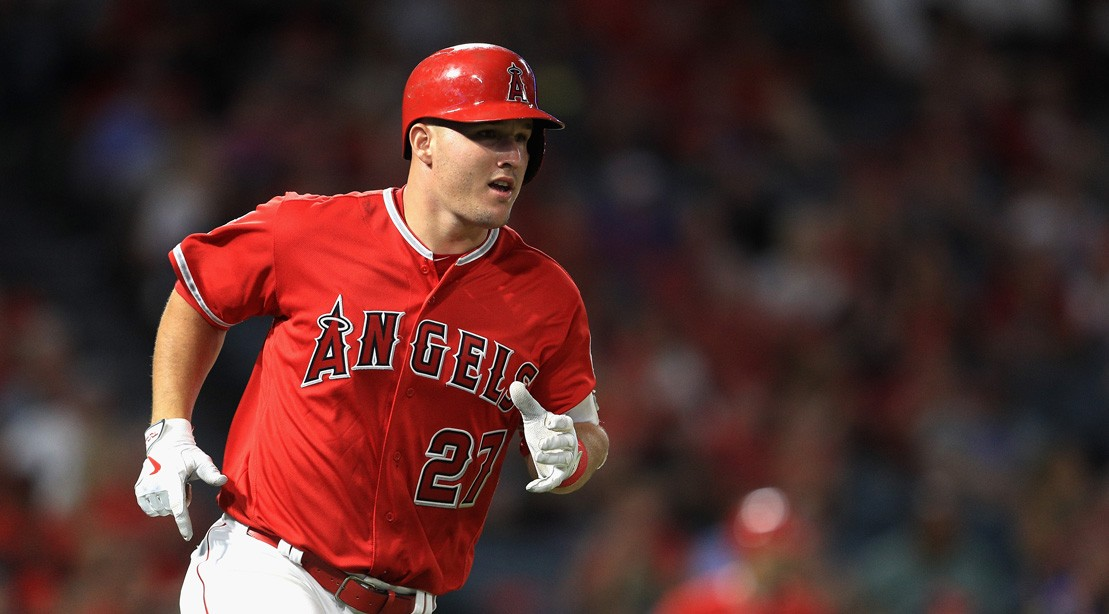 Mike Trout 6 1109