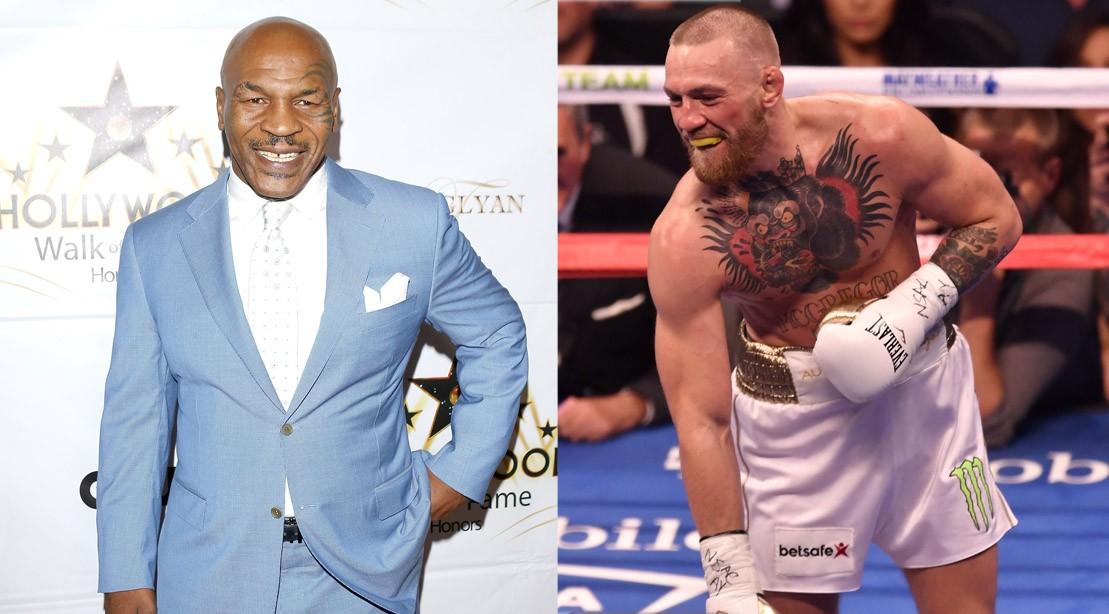 Mike Tyson & Conor McGregor