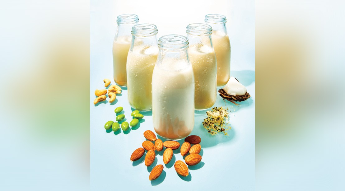 Healthy, Non-Dairy Options to Regular Milk