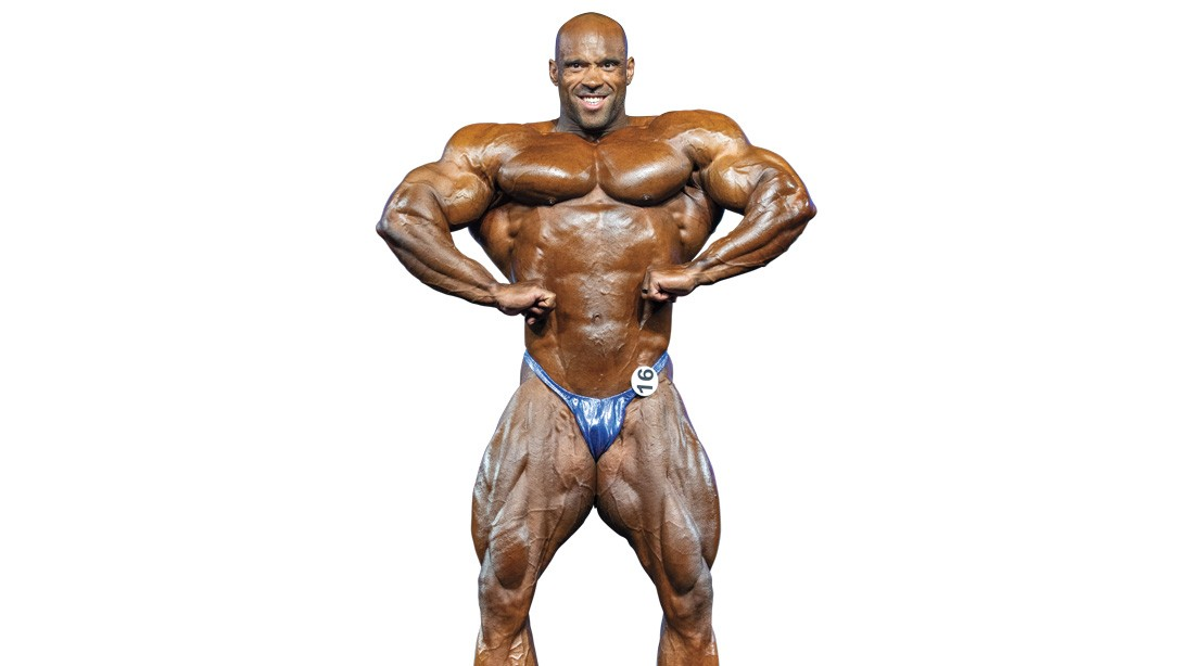 Juan Morel's Two-a-Day Leg Workouts for Huge Quads and Hamstrings