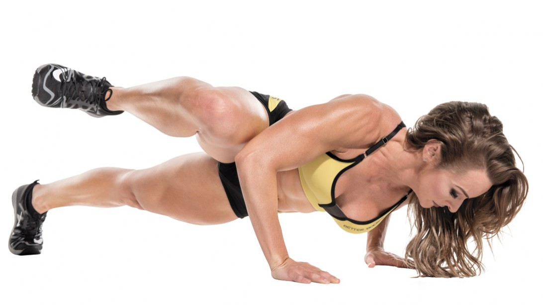 Time-Saver Workout: 20 Minute Knockout