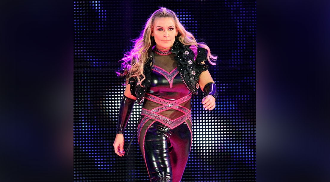 Total Divas Natalya Interview