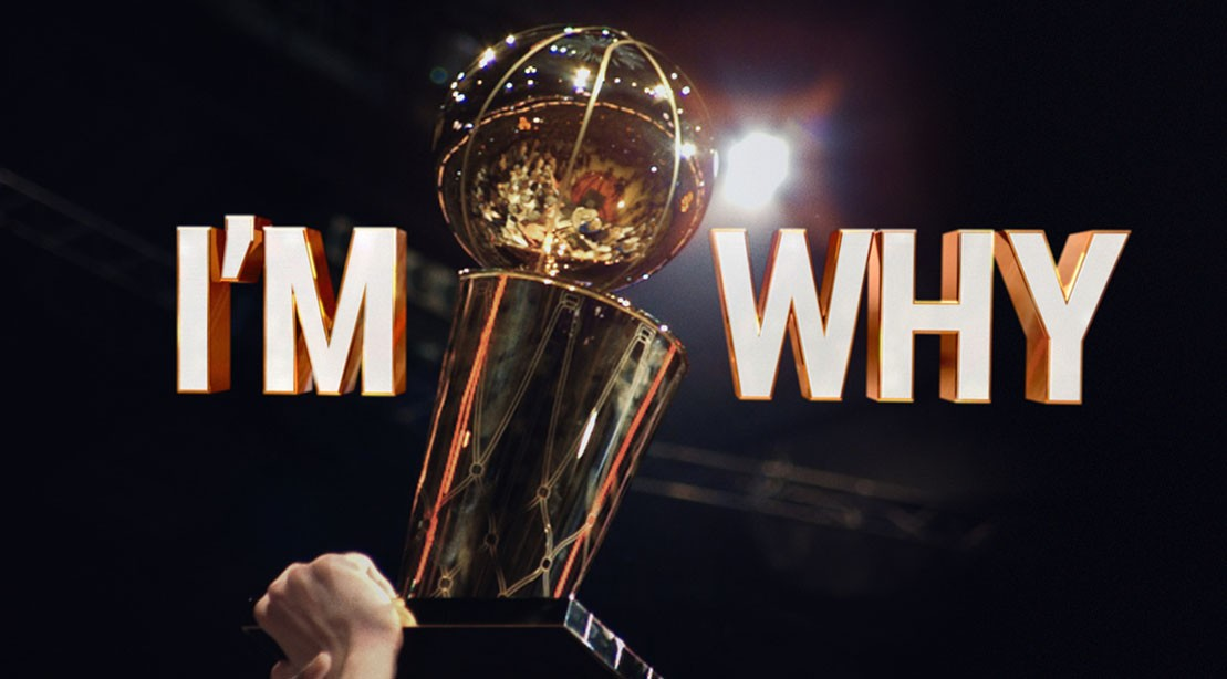 NBA Finals Trophy