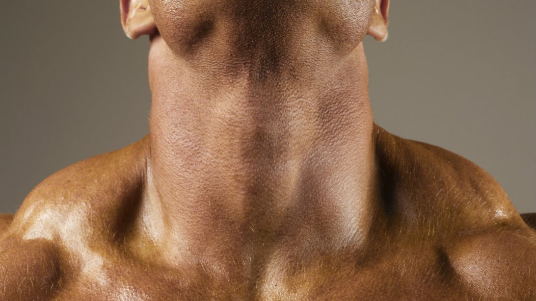 Neck Training with Head Nods | Muscle & Fitness
