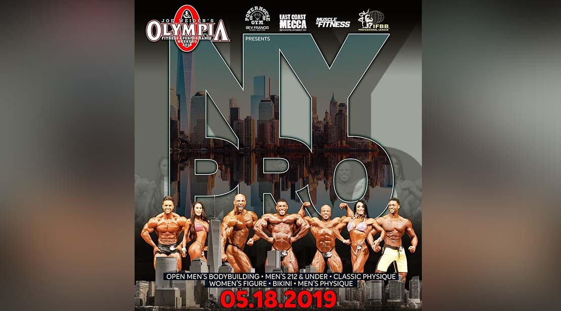 New York Pro Competition