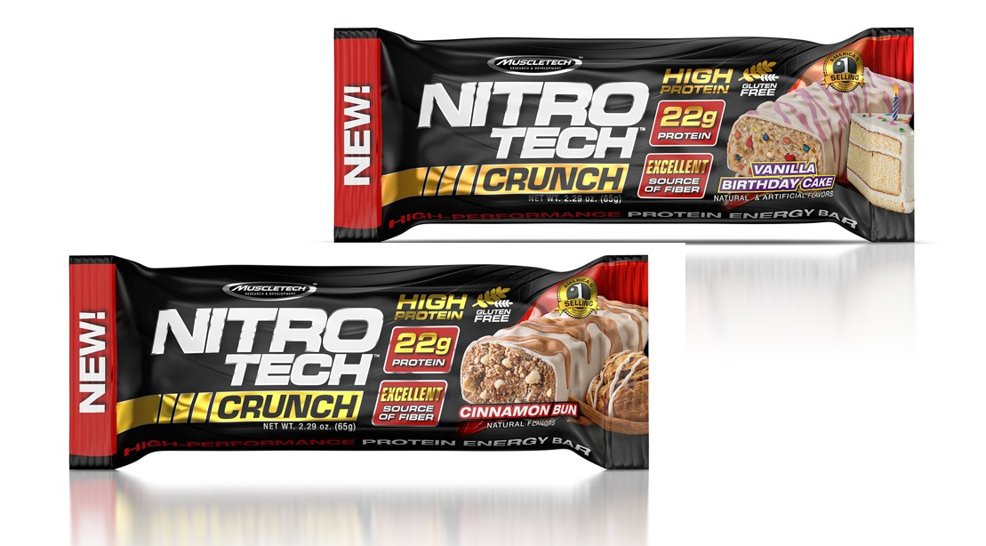 Supplement of the Month: Nitro-Tech Crunch