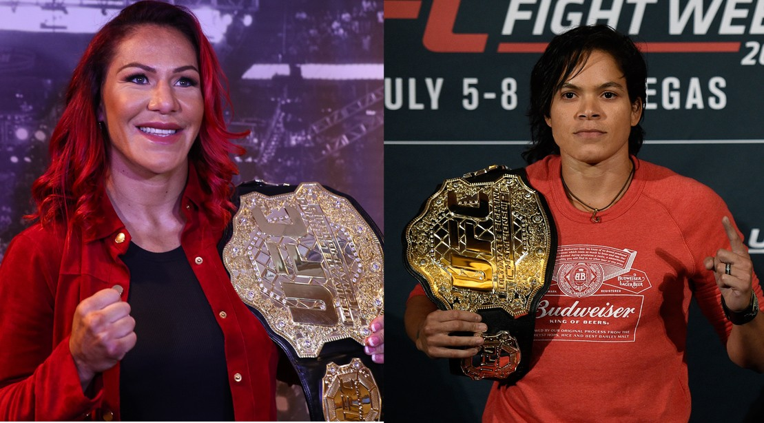 Chris Cyborg Agrees to an Amanda Nunes Superfight for UFC 226