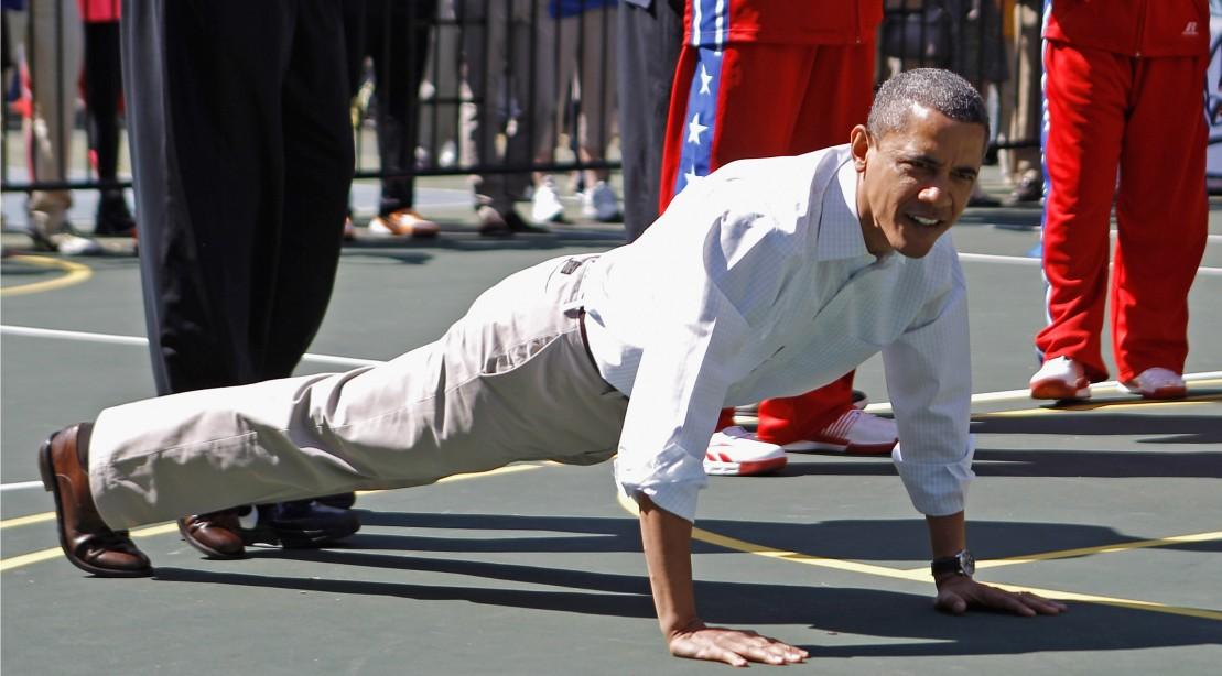President Obama's Workout Playlist
