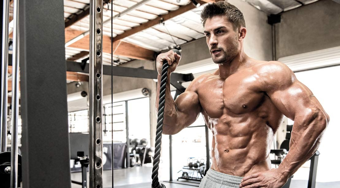The Change Up Biceps Routine Muscle Amp Fitness